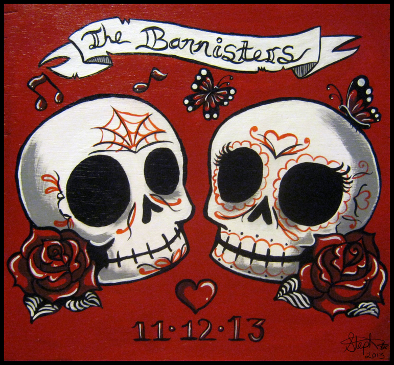 Wedding Gift Painting By Myrcury Art On DeviantART