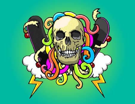 Scater Skull
