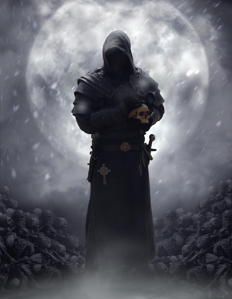 Mr Death by HG71