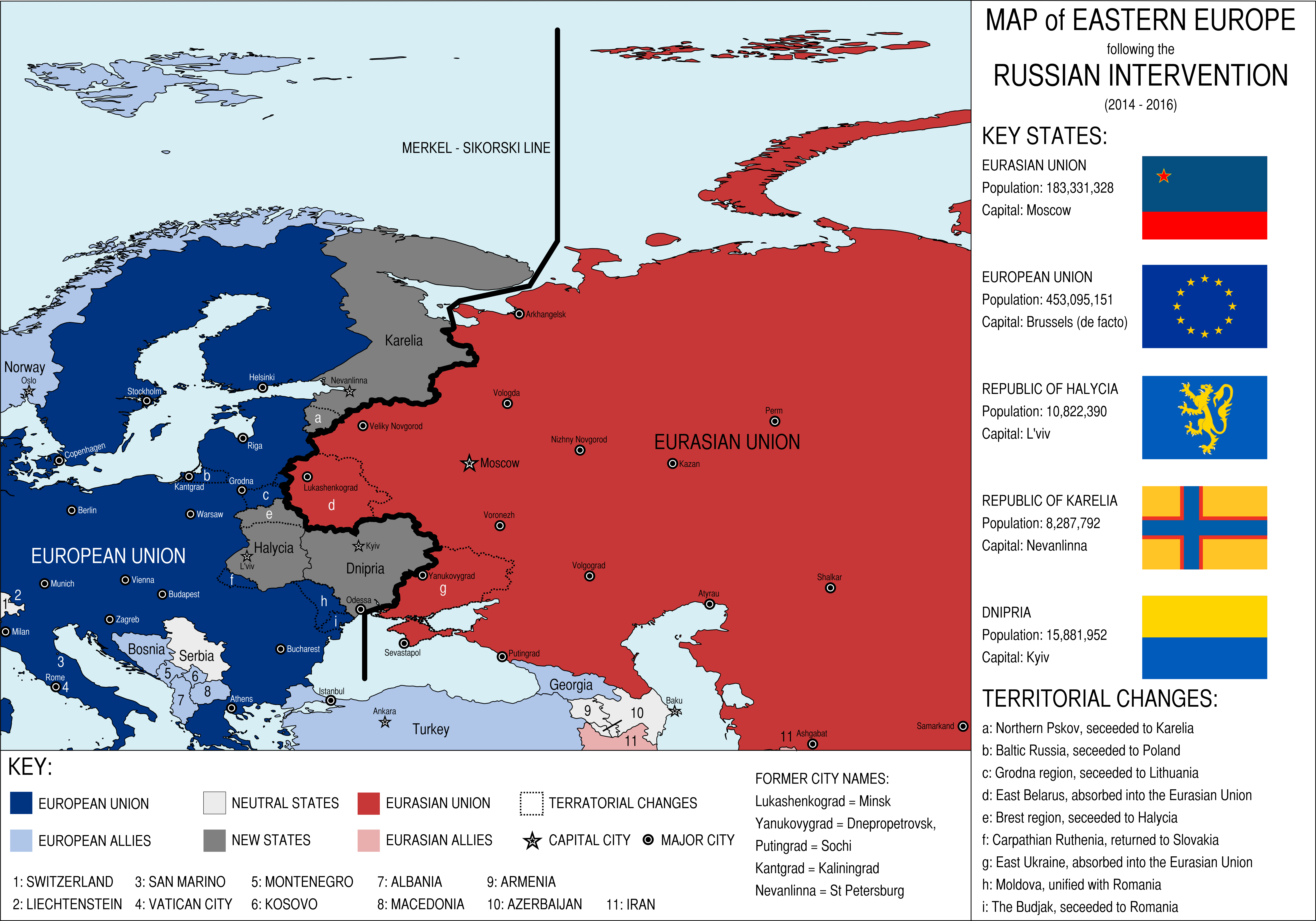 The Partition of Ukraine by HouseOfHesse on DeviantArt