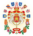 Greater Coat of Arms of the Iberian Empire