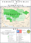 The Heart of Asia - A Greater Turkestan