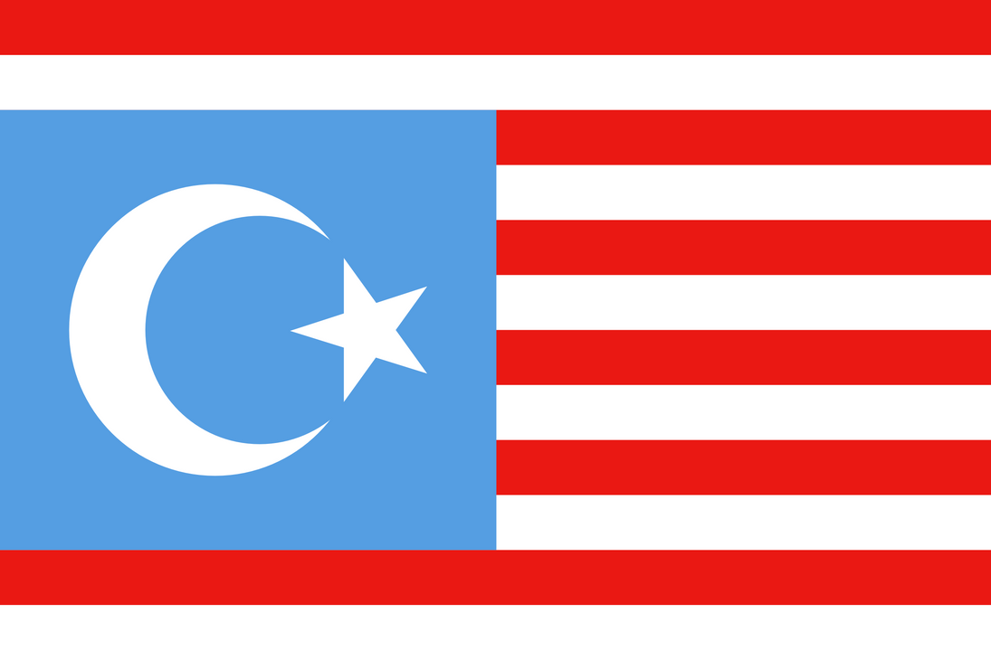 Flag of turkestan by houseofhesse on deviantart - Turnkasten mobel ...
