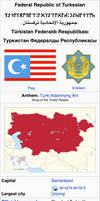 Federal Republic of Turkestan Info-box