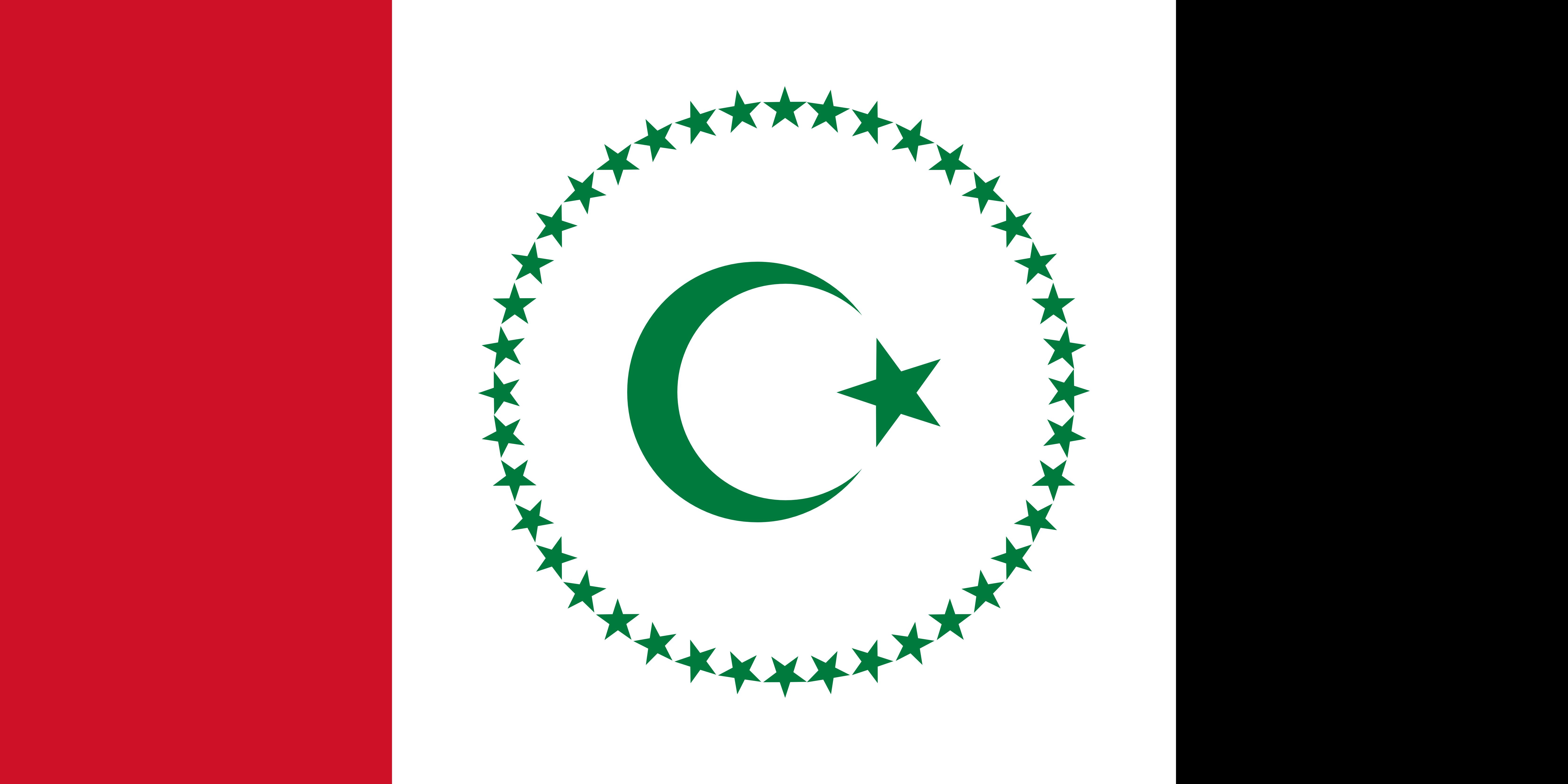 Flag of the United Arab Kingdoms by HouseOfHesse on DeviantArt