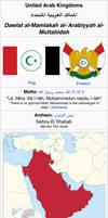 United Arab Kingdoms Info-box by HouseOfHesse