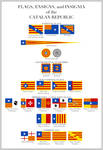 Flags of Catalonia