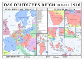 Austrian-United Greater Germany (1916) by HouseOfHesse
