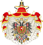 Coat of Arms of Habsburg Germany