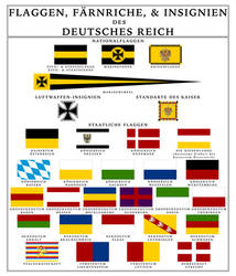 Flags of Greater Germany