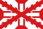 Flag of the United Kingdom of Iberia