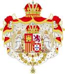 Coat of Arms of the United Kingdom of Iberia