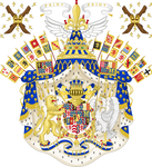 Grand Coat of Arms of the Kingdom of Lotharingia