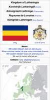 Kingdom of Lotharingia Info-Box