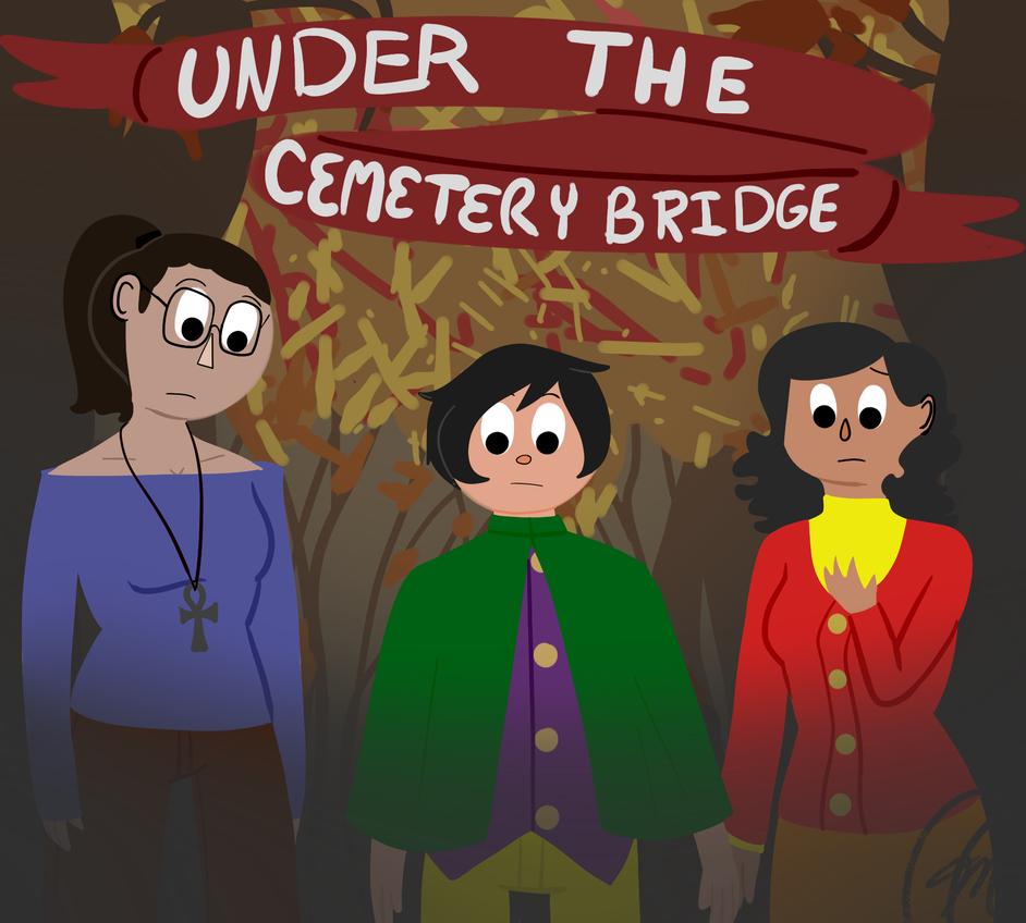 Under the Cemetery Bridge by WiltingDaisy