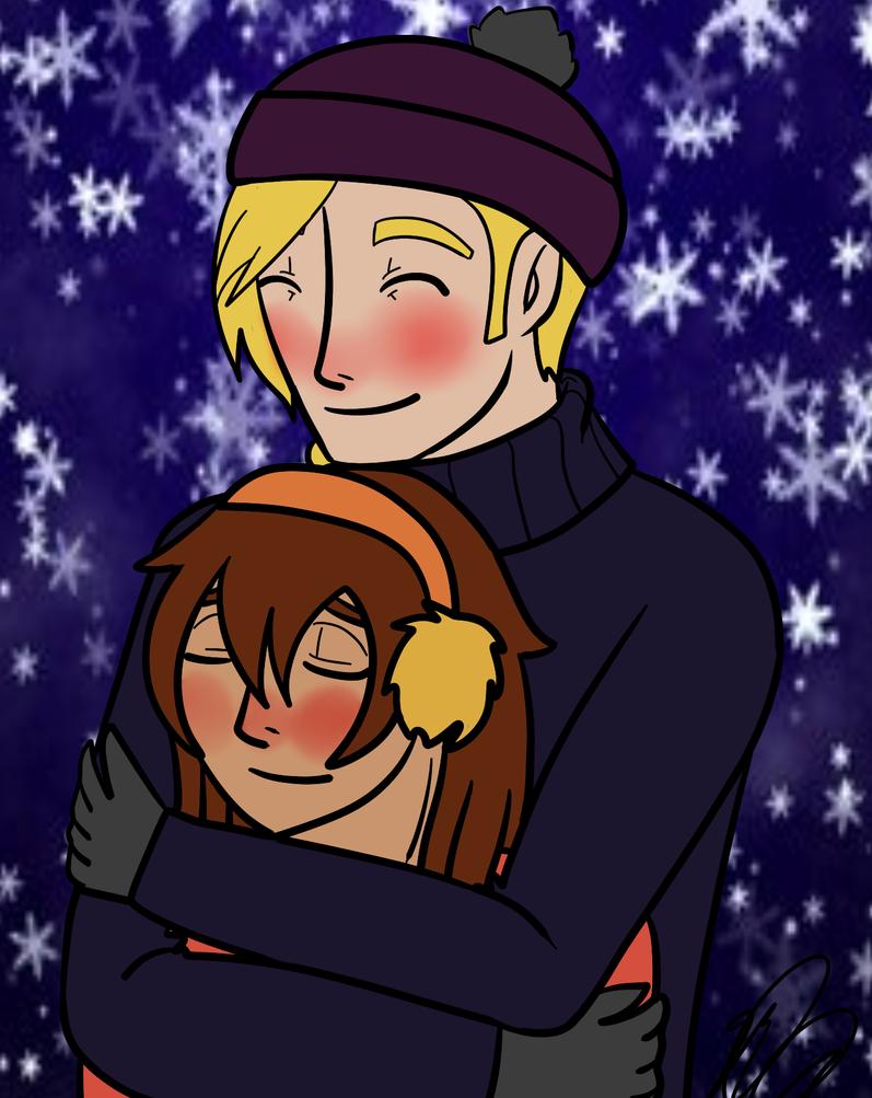 Winter Cuddles by WiltingDaisy