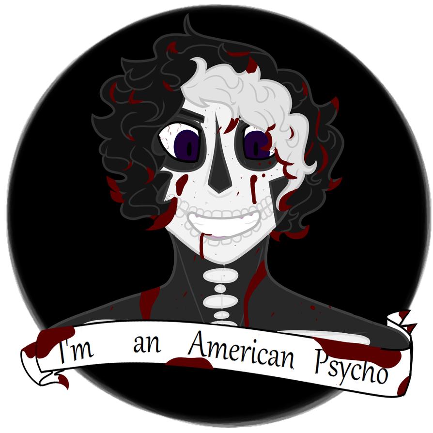 American Psycho by WiltingDaisy