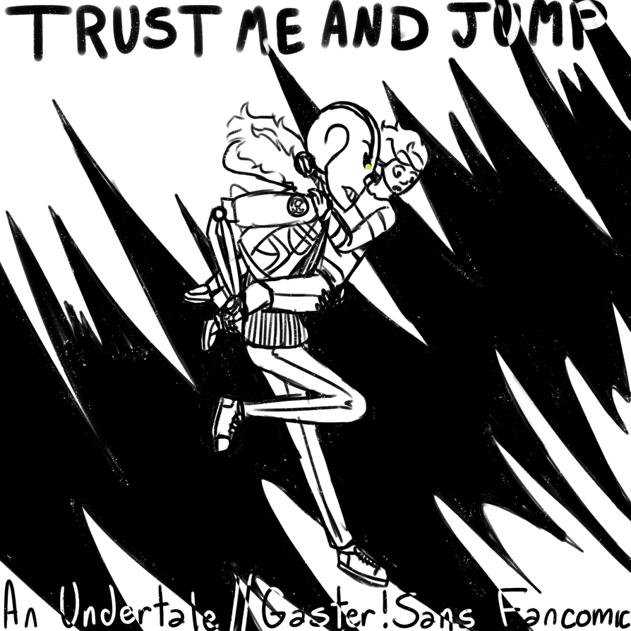 Trust me and jump! by WiltingDaisy