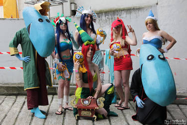 Rayman Origins_ Complete group_1