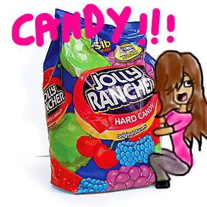 Jolly Rancher Crackhead By BrionnaBarricade
