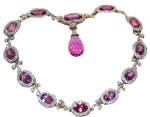 Pink Necklace A