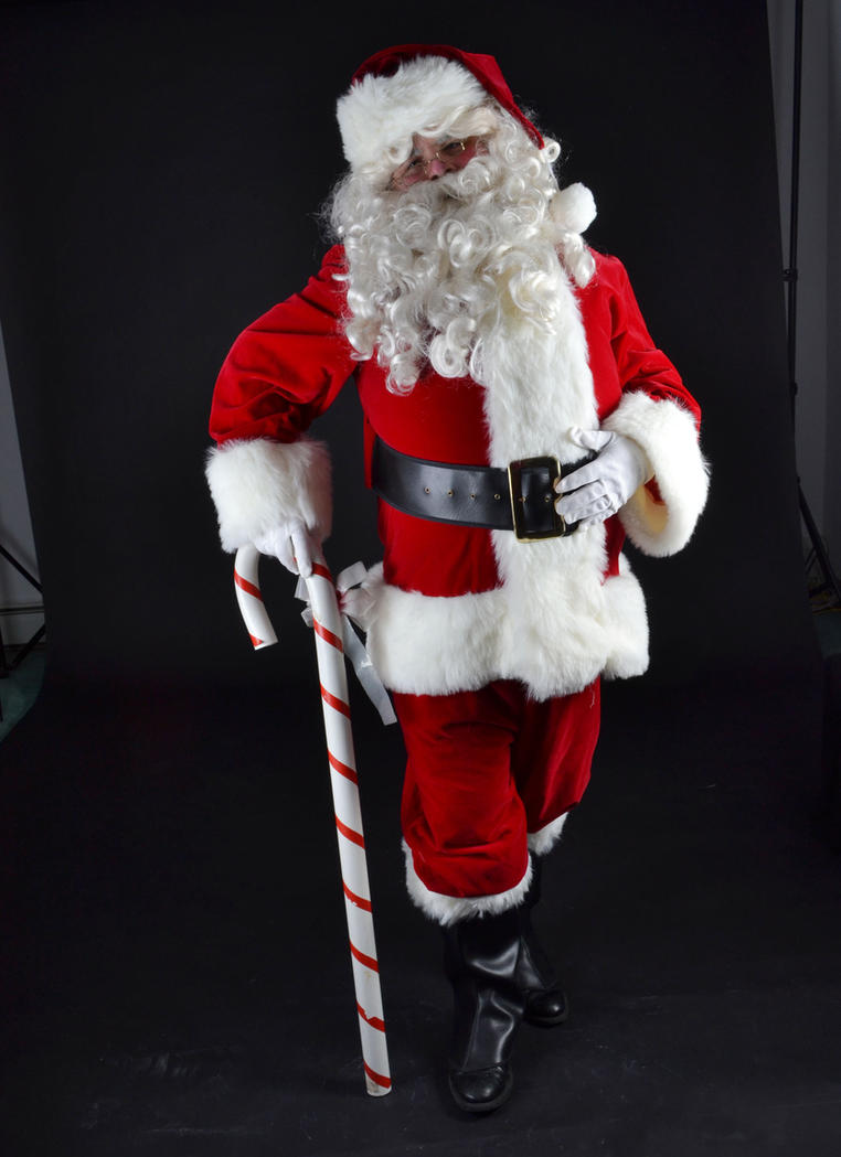 Santa 3 by MLeighS