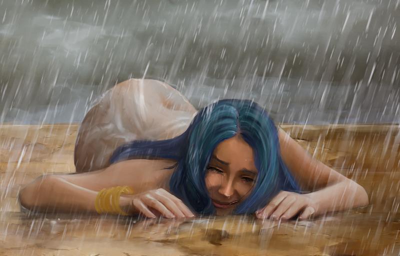 Rain In Alabasta by PlanarShift