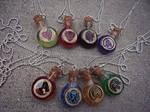 BioShock Infinite Vigor Necklaces
