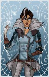 Lady Hammerlock - The Baroness by MaddieLea