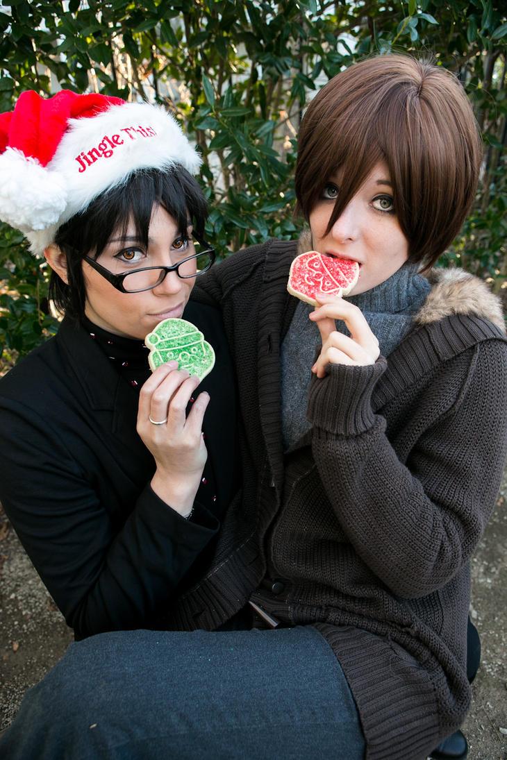 A Christmas Treat by nikitachikita005