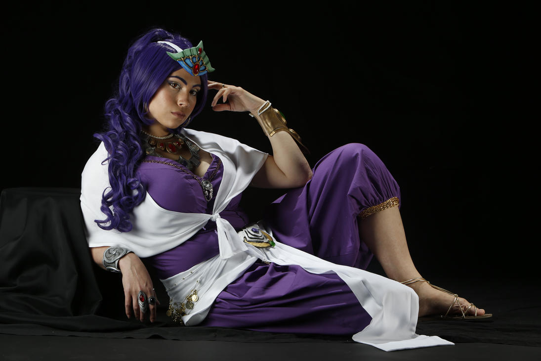 Magi - Lady Sinbad by nikitachikita005