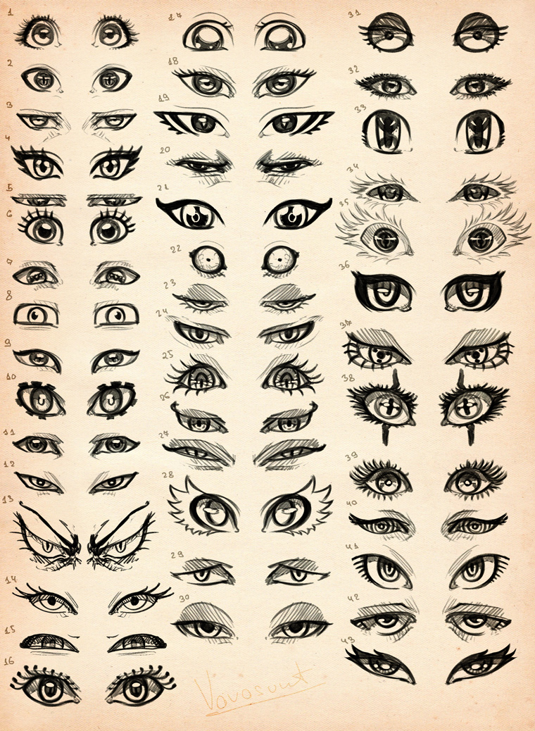 43.eyes by Vovosunt