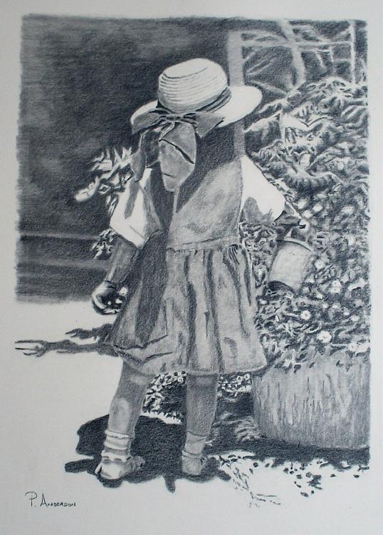 water girl by devonhants