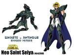 Saint Seiya Antinous
