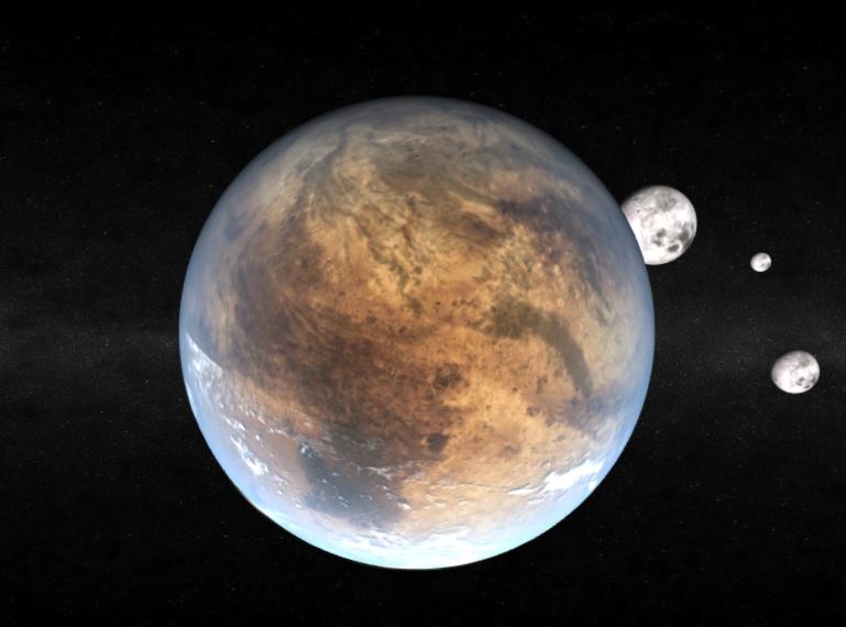 Avaris Solar System by nirti