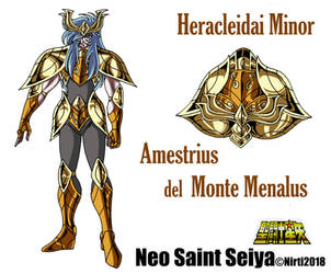 Amestrius  del  Monte  Menalus by nirti