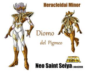 Diomo  del  Pigmeo by nirti