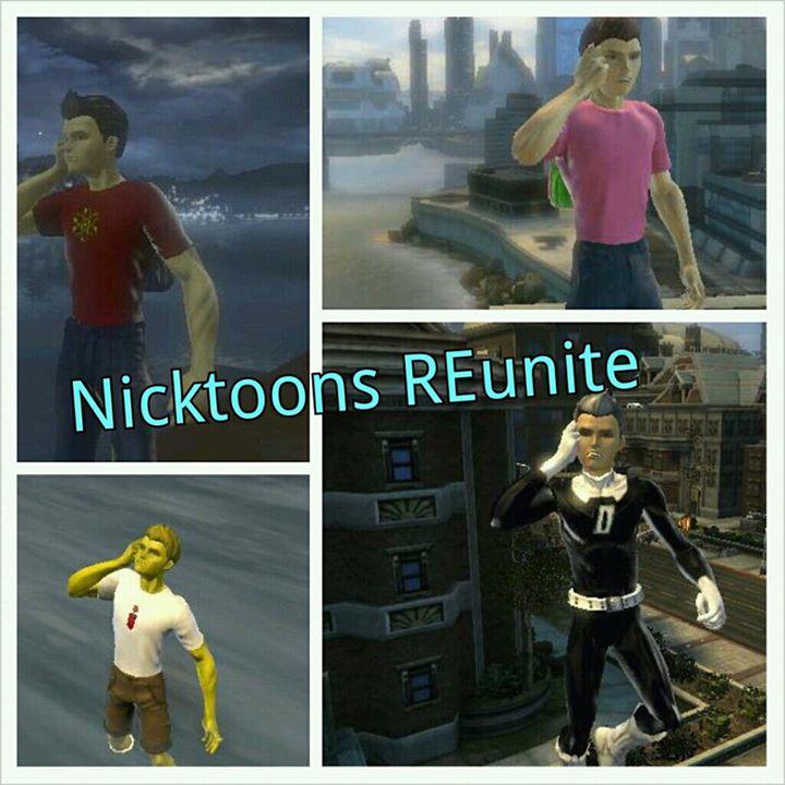 Nicktoons REunite by Gods1stGift