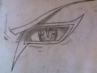 Orochimaru's Eye by PhotographDream