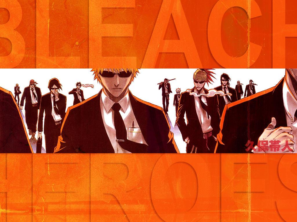 Bleach Heroes
