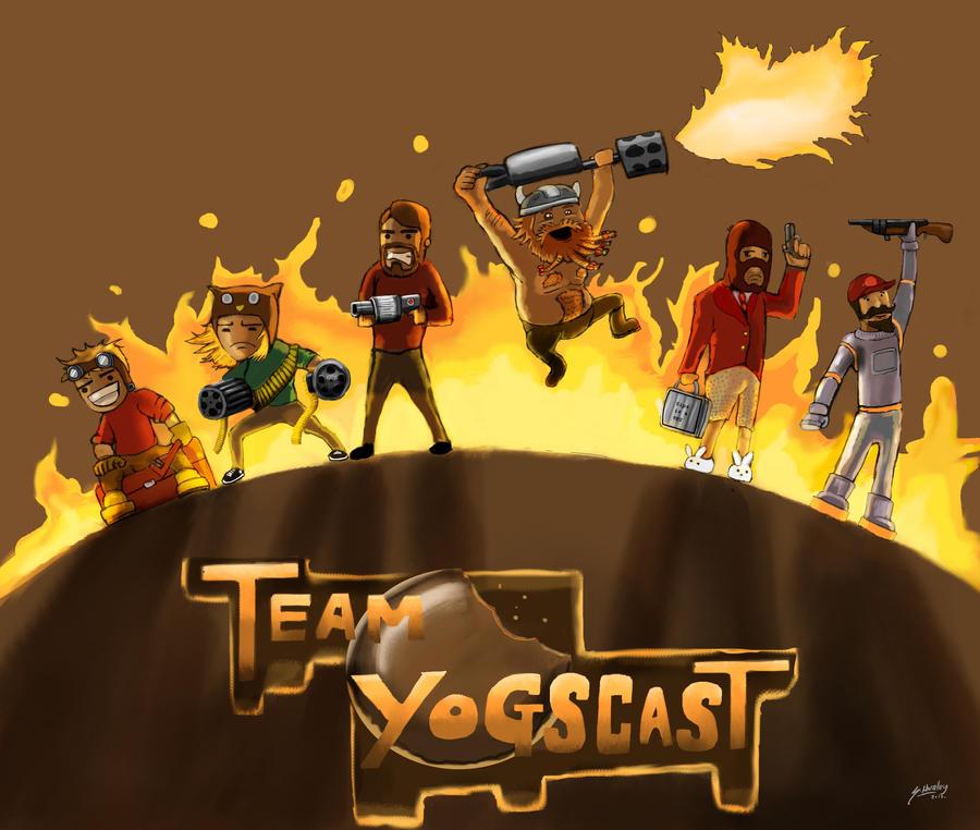 Yogscast sjin fan art