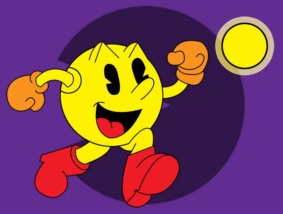 Pacman Deviantart 2019: Pac Man On SuperSmashUFanclub