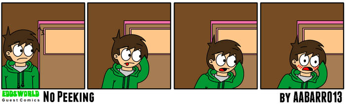 EWGUESTCOMIC - No Peeking