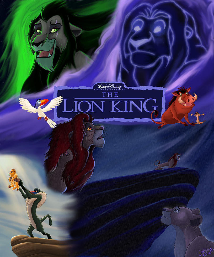 The Lion King Cover Revisited by KingSimba on DeviantArt