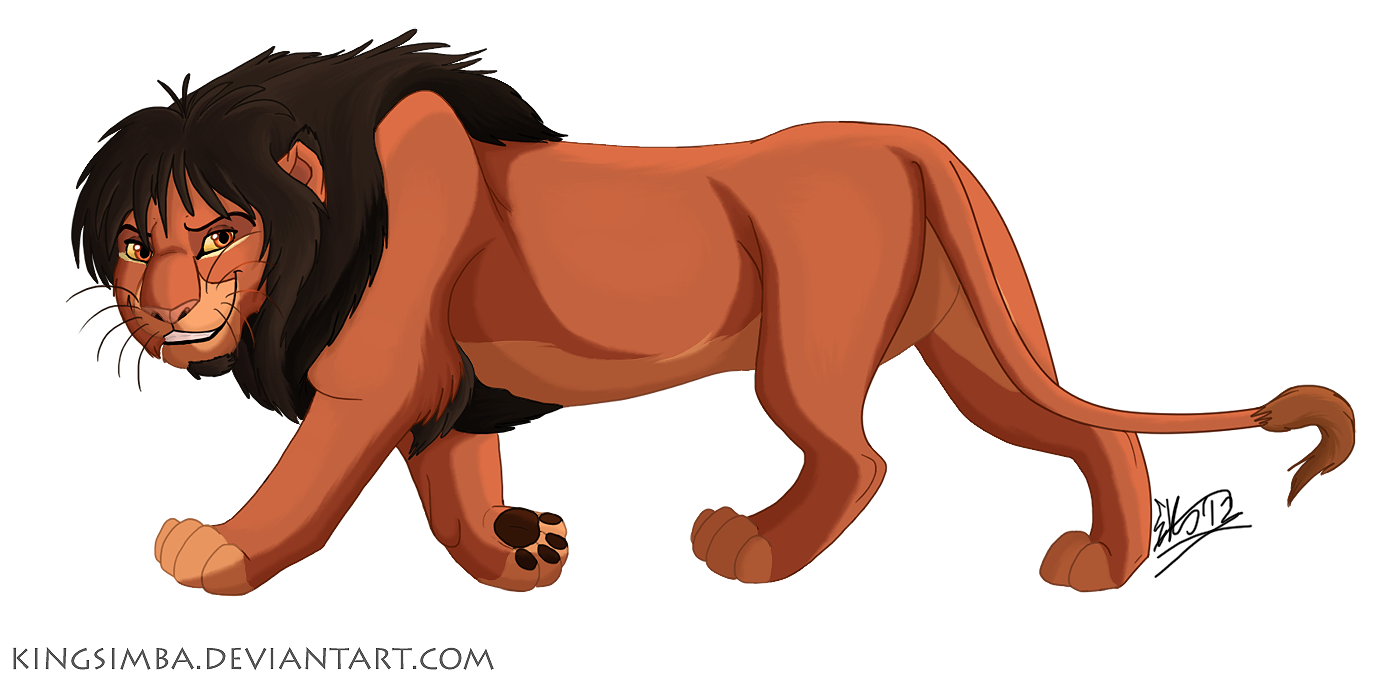 P.O The Lion King It__s____malka__by_kingsimba-d5gi70r