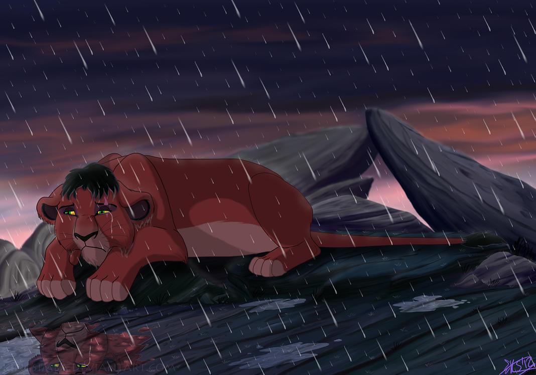 Taka's Tears by KingSimba