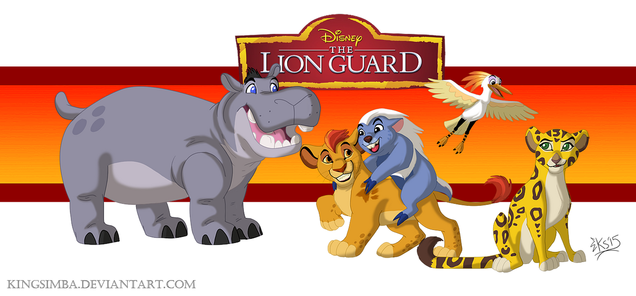 The Lion Guard By KingSimba ...