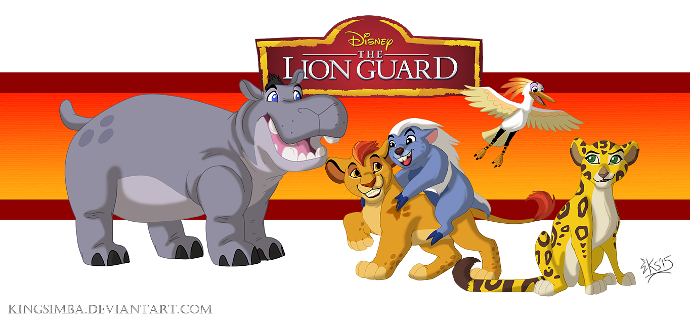 The Lion Guard By KingSimba On DeviantArt