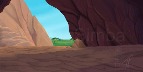 Scar's Cave - Background