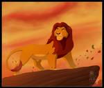 Mighty King Mufasa